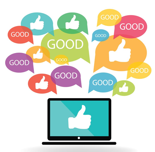 Positive opinions online: how to obtain more